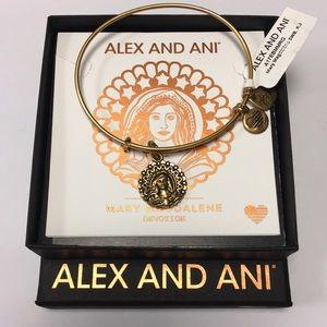 Alex and Ani Mary Magdalene Bracelet
